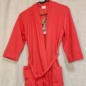 Masala Kids Red Robe size L (8-10 Years)